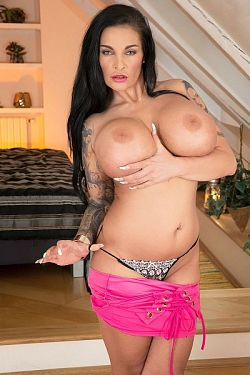 Sandra Sturm -  Big Tits model