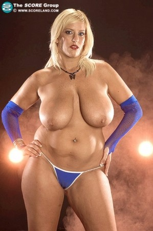 Gabriella Michaels - Solo BBW photos