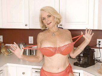 DELICIOUS georgette parks at home