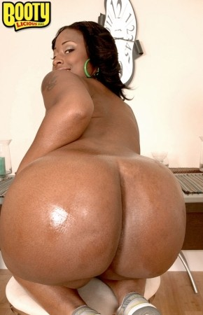 Danesha Marquel - Solo Big Butt photos