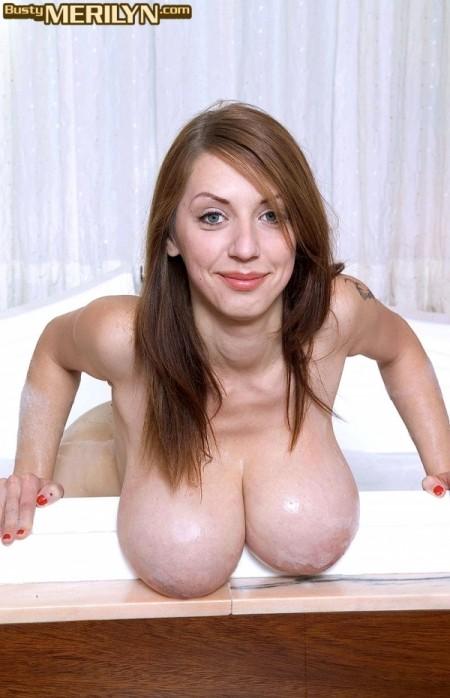 Merilyn Sakova - Solo Big Tits photos