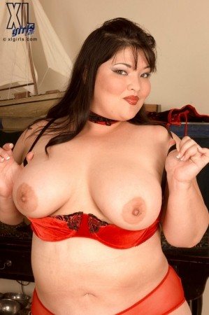 Kelly Shibari - Solo BBW photos