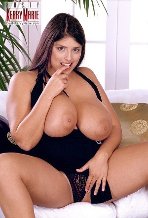 Kerry Marie - Solo Big Tits photos