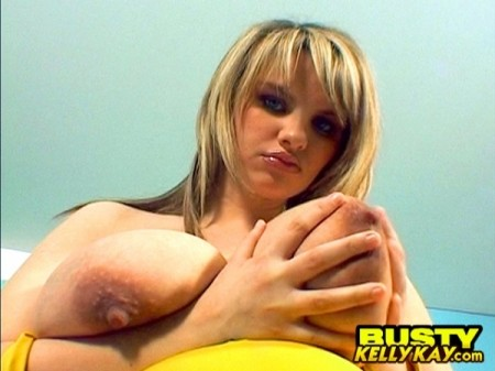 Kelly Kay - Solo Big Tits video