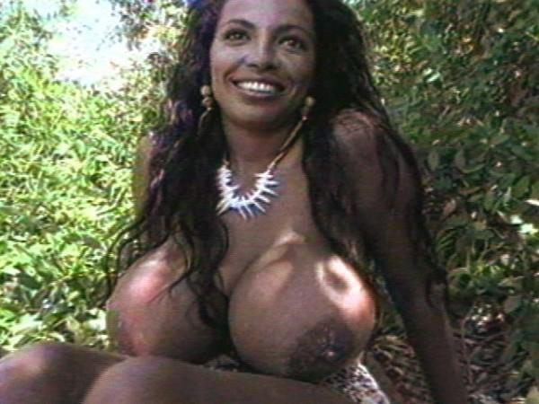 Angelique In The Woods
