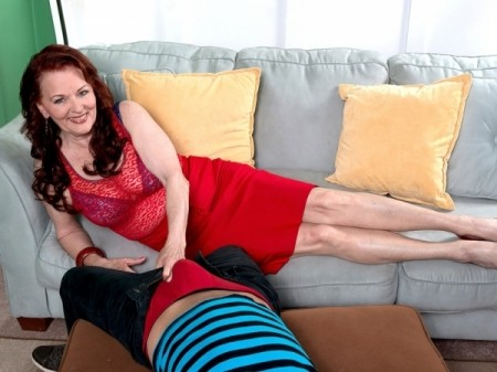 Katherine Merlot - Solo MILF video