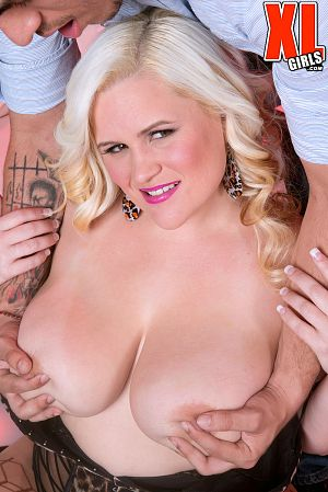Jazlyn Summers - XXX BBW photos