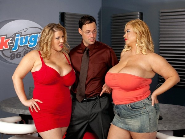 K-JUGS: SAMANTHA AND RENEE THREESOME cover image