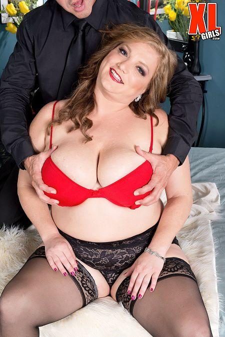 A Big Cock For Christine Cox