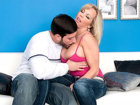 Amber Lynn Bach - XXX Big Tits video