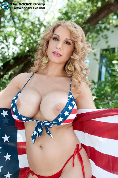 4th of july tits