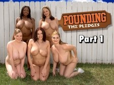 POUNDING THE PLEDGES PART 1