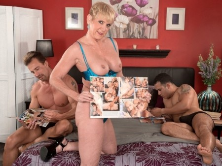 Tony D'Sergio - XXX MILF video