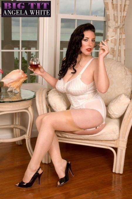 Angela White - Solo Big Tits photos