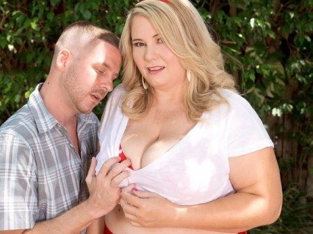 CJ Woods - XXX BBW video