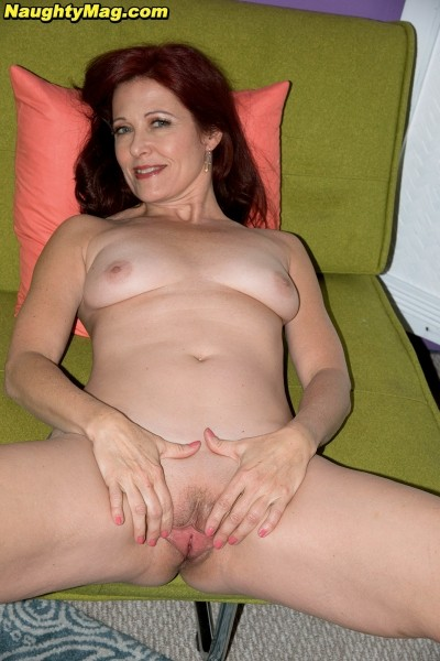Chubby redhead gets fucked