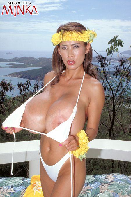 Minka - Solo Big Tits photos