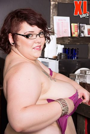 Kitty McPherson - Solo BBW photos