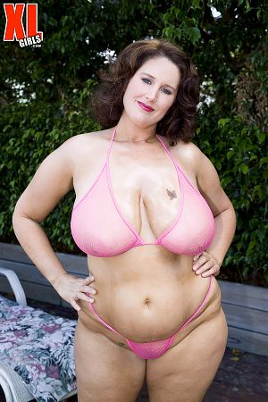 Dusty Rose - XXX BBW photos