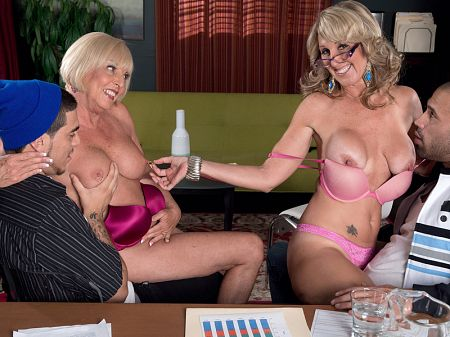 James Kickstand - XXX Granny video