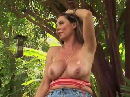 Ginger Taylor - Solo MILF video