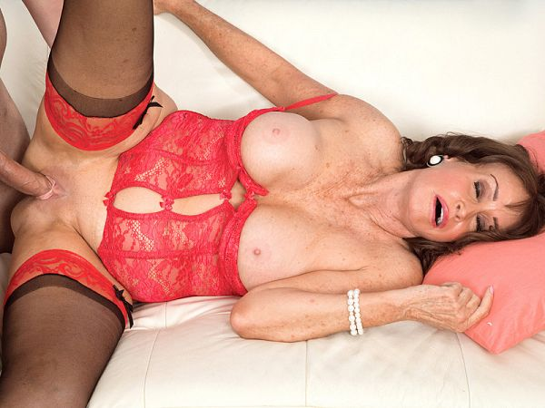 For starters, a creampie for Jacqueline