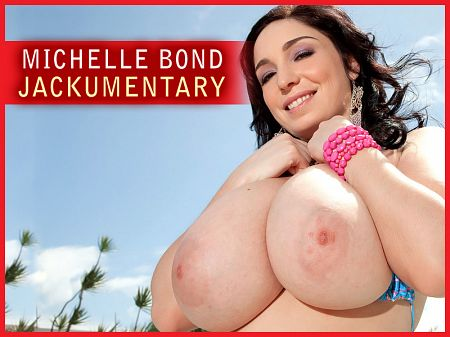 Michelle Bond - Solo Big Tits video