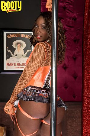 Cheetah Blige - XXX Big Butt photos