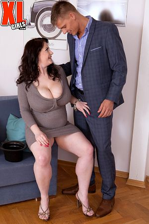 Anna Beck - XXX BBW photos