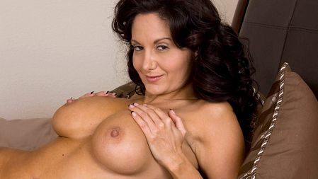 Ava Addams - Solo Feet video