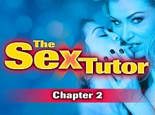 THE SEX TUTOR WITH DESIREE, MADDY AND CASSI