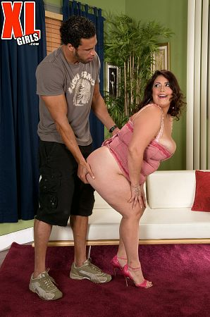 Rikki Waters - XXX BBW photos