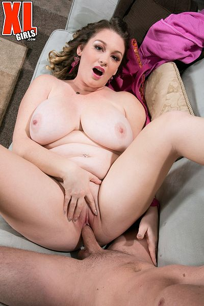 Harmony White - XXX BBW photos