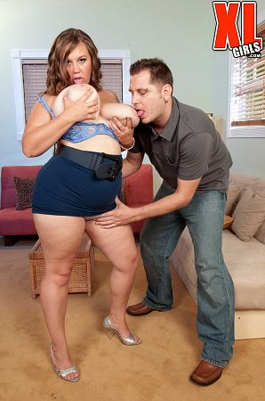 Analee Sands - XXX BBW photos