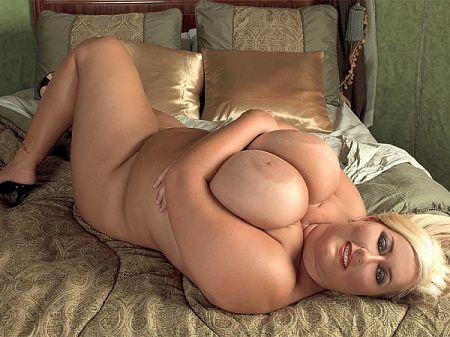 Rose Valentina - Solo BBW video