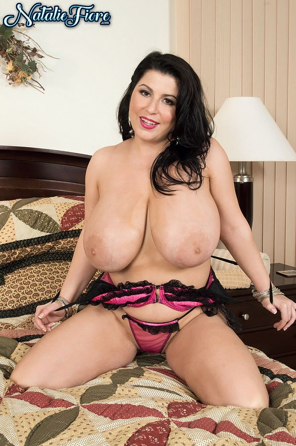 Natalie's Standout Nipples
