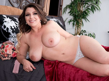 Aurora Rose - Solo Big Tits video