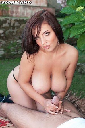 Lana Ivans - XXX Big Tits photos