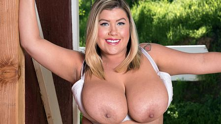 Kacey Parker - Solo BBW video