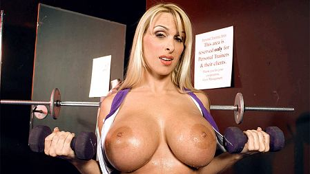 Holly Halston - XXX Big Tits video
