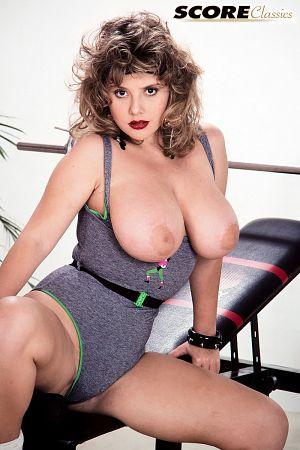 Big tracy west tits