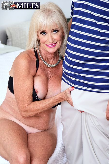 Dick L'Amour - XXX Granny photos