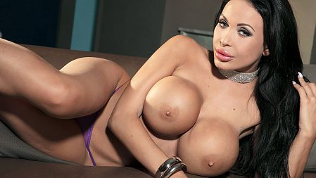 Anastasia Doll - Solo Big Tits video