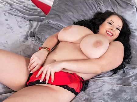 Agnes Poulin - Solo Big Tits video