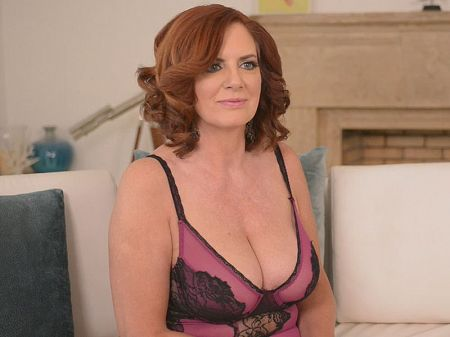 Andi  James - Interview MILF video