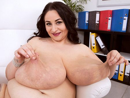 Alice85JJ - Solo BBW video