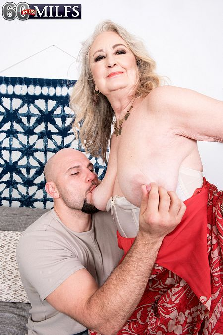 A new 60Plus MILF: Blair Angeles' first XXX