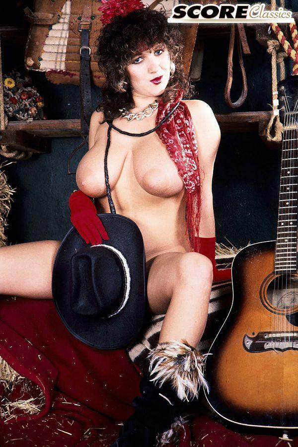 Rootin', Shootin' Cowgirl