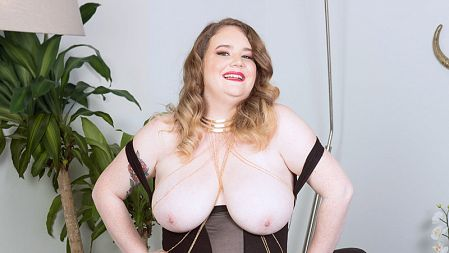 Cosmia - Solo BBW video