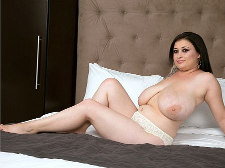 Amie Taylor - Solo BBW video